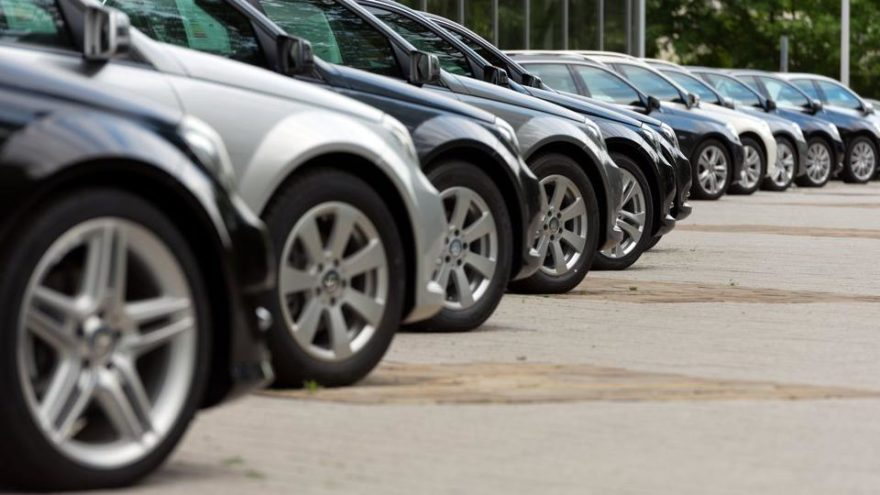 Balıkesir'de trafiğe kayıtlı araç sayısı 499 bin oldu