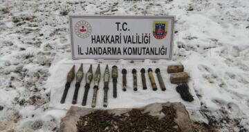 Terör örgütü PKK'ya Hakkari'de büyük darbe