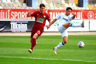 TFF 1. Lig: Bandırmaspor: 0 Giresunspor: 1