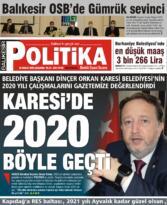 30 ARALIK 2020 ÇARŞAMBA