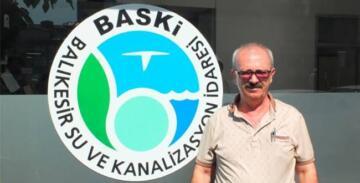 BASKİ Güney Marmara Koordinatörü İbrahim Arkış vefat etti