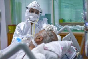 Son 24 saatte 259 kişi koronavirüsten yaşamını yitirdi