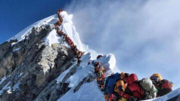 Everest Dağı'nın yüksekliği yeniden hesaplandı