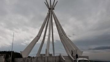 Yarım kalan anıt projesi 48 yıl sonra tamamlanacak