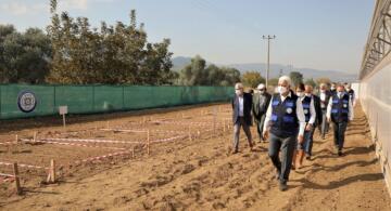 Muğla Büyükşehir Belediyesi Akıllı Tarım Çiftliği kurdu