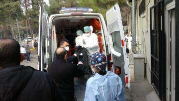 Covid-19 yoğun bakım ünitesindeki patlamada 9 kişi hayatını kaybetti
