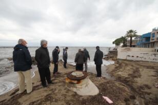 Altınova'daki kıyı erozyonu korkutuyor