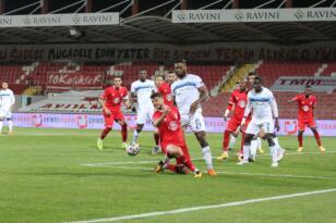 Balıkesirspor oynadı Adana Demirspor kazandı!