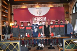 Bandırmaspor Başkanı Onur Göçmez: Bizim yerimiz 3. lig