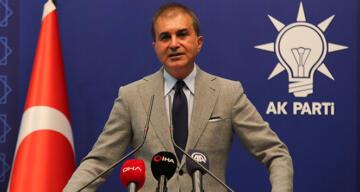 AK Parti Sözcüsü Çelik: 'Bu vahşeti gerçekleştiren caniyi lanetliyoruz'