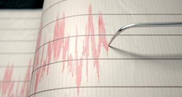 Amasya'da 3.3 büyüklüğünde deprem