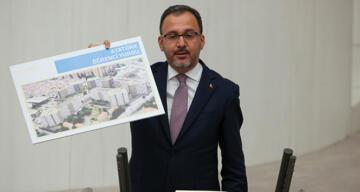 """Bakan Kasapoğlu: 'PKK'nın yakıp yıktığı spor tesislerini bir bir yeniden inşa ettik"""""""