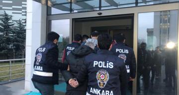 Başkent'te FETÖ operasyonu: 29 gözaltı