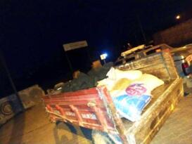 Burhaniye'de jandarma zeytin hırsızlarına göz açtırmıyor