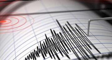 Erzincan'da 3.1 büyüklüğünde deprem