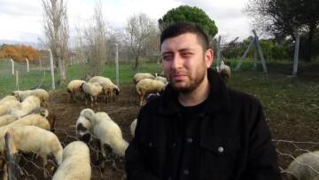 Genç çoban can sıkıntısı diye başladı, 3 milyon izlenmeye ulaştı