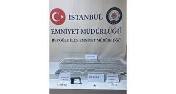 İstanbul'da 700 bin sahte dolar ele geçirildi