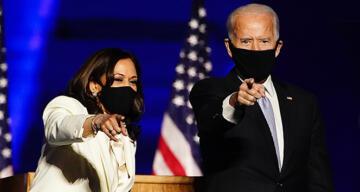 Joe Biden ve Yardımcısı Harris, Yılın İnsanı seçildi