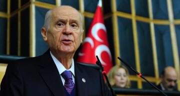 MHP Genel Başkanı Bahçeli: 'HDP'nin kapısına açılmamak üzere kilit vurulmalıdır'