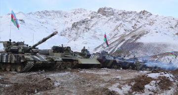 Savaşta 2 bin 783 Azerbaycan askeri hayatını kaybetti