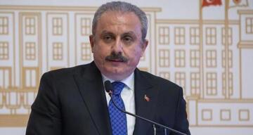 TBMM Başkanı Şentop: 'Bu suçu işleyen katile yargı hak ettiği en ağır cezayı verecektir'