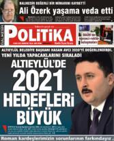 4 OCAK 2021 PAZARTESİ