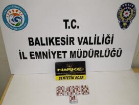 Balıkesir'de 23 uyuşturucu şüphelisi yakalandı