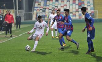 Balıkesirspor – Altınordu karşılaşmasında gol sesi yok