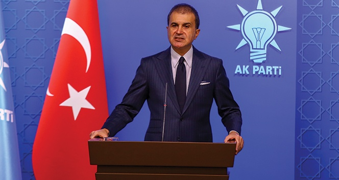 AK Parti Sözcüsü Ömer Çelik'ten CHP Lideri Kılıçdaroğlu'na sert tepki