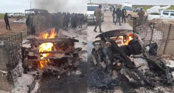 El Bab'da SMO kontrol noktasına bombalı saldırı: 7 ölü