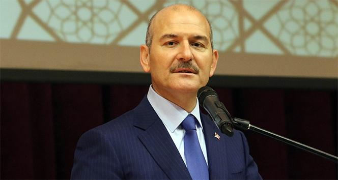 İçişleri Bakanı Süleyman Soylu: 'Canan Kaftancıoğlu, terör örgütlerinin soytarısıdır'