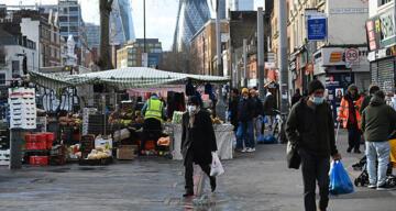 İngiltere'de Nisan'dan bu yana en yüksek günlük can kaybı