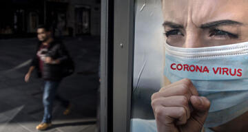 İtalya'da son 24 saatte Covid-19 kaynaklı 620 ölüm