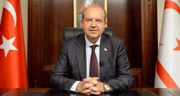 KKTC Cumhurbaşkanı Tatar'dan Rum lidere çağrı!