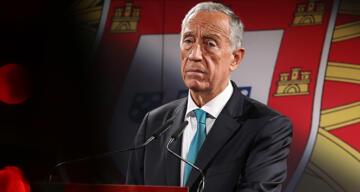 Portekiz Cumhurbaşkanı Sousa, karantinada