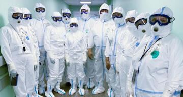 Rusya'da korona virüs aşısı olanların sayısı 800 bini aştı