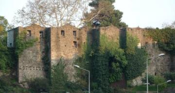 700 yıllık kale miras kaldı