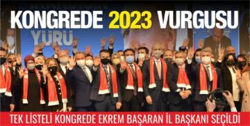 AK PARTİLİLER 2023'E ODAKLANDI