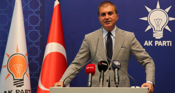 AK Parti Sözcüsü Çelik: 'Albayrak'ı hedef alan CHP'yi kınıyoruz'
