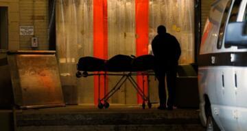 Almanya'da koronadan son 24 saatte 556 kişi öldü