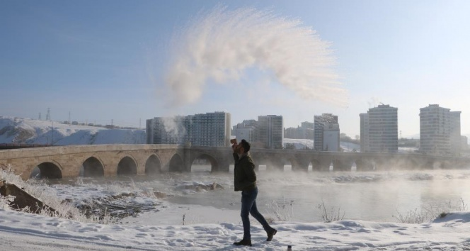 Burası Türkiye'nin en soğuk noktası