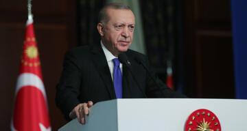 Cumhurbaşkanı Erdoğan, Adana Stadyumu'nun açılışında konuştu