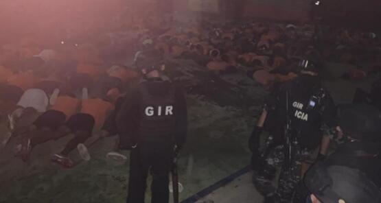 Ekvador'da hapishane isyanlarında ölü sayısı 79'a yükseldi