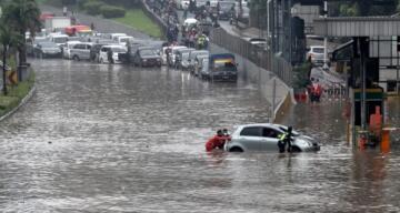 Endonezya'yı sel vurdu, binden fazla kişi tahliye edildi