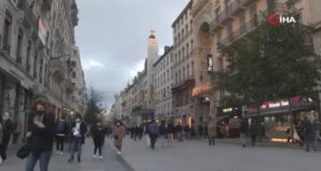 Fransa'da 14 Kasım'dan bu yana en yüksek günlük vaka kayıtlara geçti