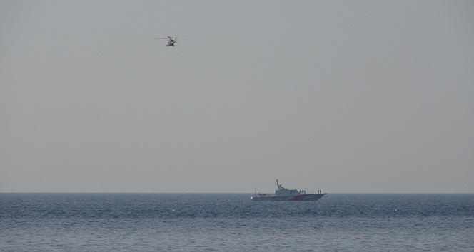 Gökçeada'da kayıp teknenin yeri tespit edildi