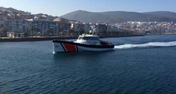 İzmir'de 35 düzensiz göçmen yakalandı