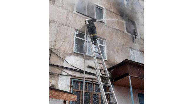 Kazakistan'da yangın faciası: 5 çocuk hayatını kaybetti