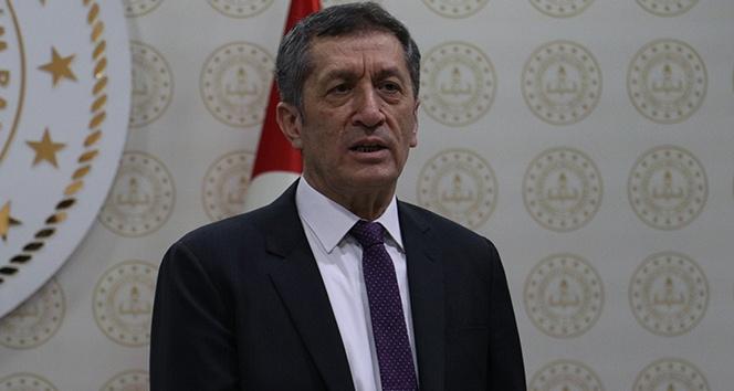 Milli Eğitim Bakanı Selçuk'tan yüz yüze eğitim açıklaması!