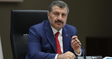 Sağlık Bakanı açıkladı: Vakaların yüzde 40'ı İstanbul'da